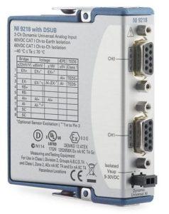 NI 9218 D-SUB