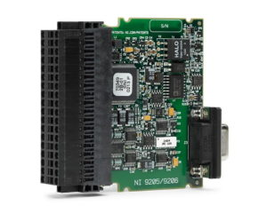 SbRIO-9205 スプリング端子